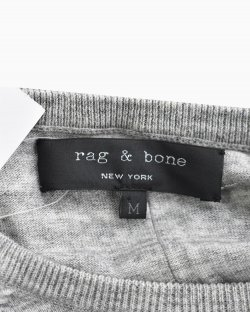Suéter Rag & Bone Cinza