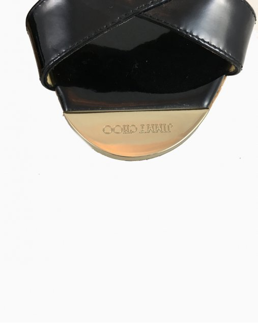 Tamanco Jimmy Choo Preto