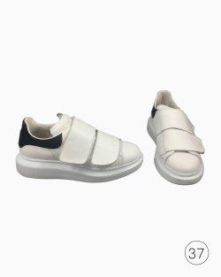Tenis Alexander McQueen Oversized Sneaker Branco