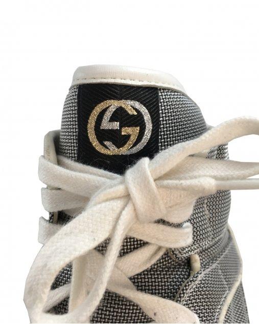 Tênis Gucci Cinza