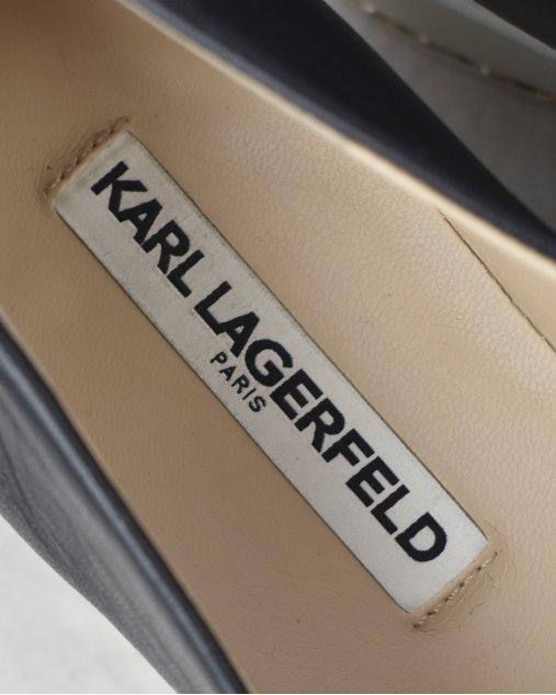 Tênis Karl Lagerfeld Preto
