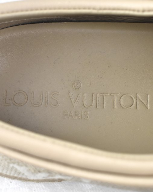 Tênis Louis Vuitton Monograma