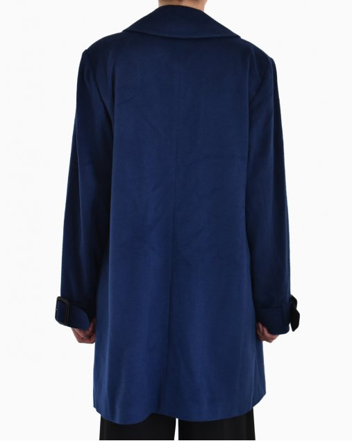 Trench Coat Burberry Azul