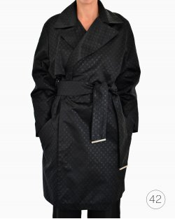 Trench Coat Louis Vuitton Monograma