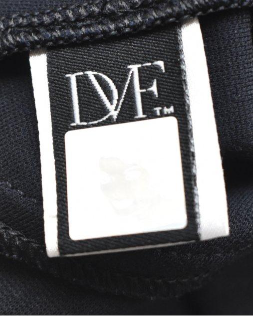 Vestido DVF Helen Azul-marinho