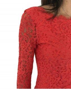 Vestido DVF Zarita Coral