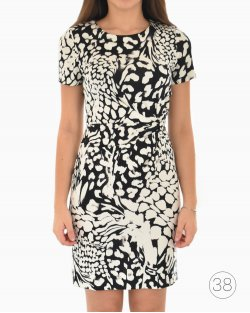 Vestido DVF Zoe Dress