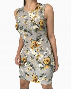 Vestido Dolce & Gabbana Cinza