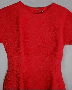 Vestido Dolce & Gabbana Vermelho