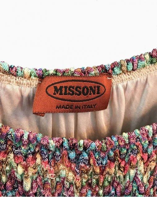Vestido Infantil Missoni