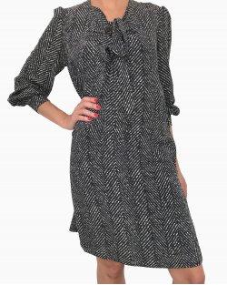 Vestido Kate Spade Cinza