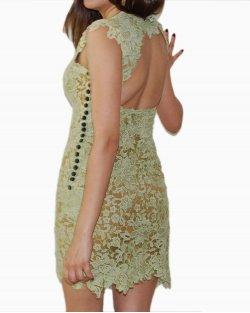 Vestido Lethicia Bronstein