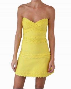 Vestido Lolitta Amarelo