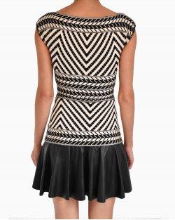 Vestido Lolitta Bicolor