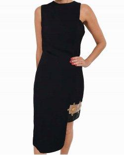 Vestido Versace Versus Preto